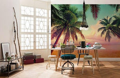 Miami Wall Mural - Window Film World