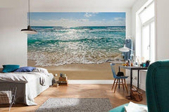 Seaside Mural - Window Film World
