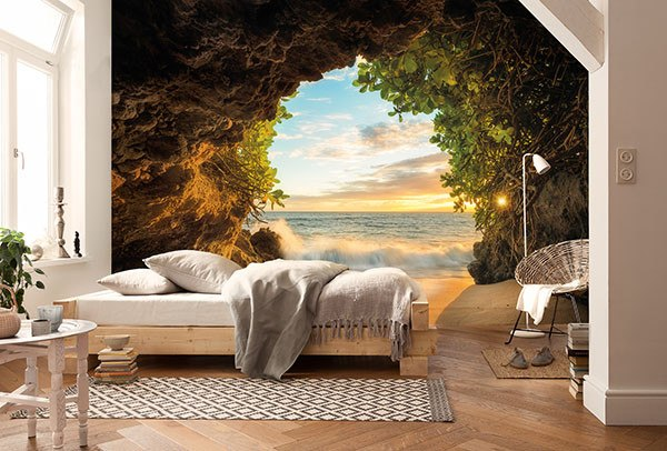 Hide Out Wall Mural - Window Film World