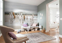 White Horses Mural - Window Film World
