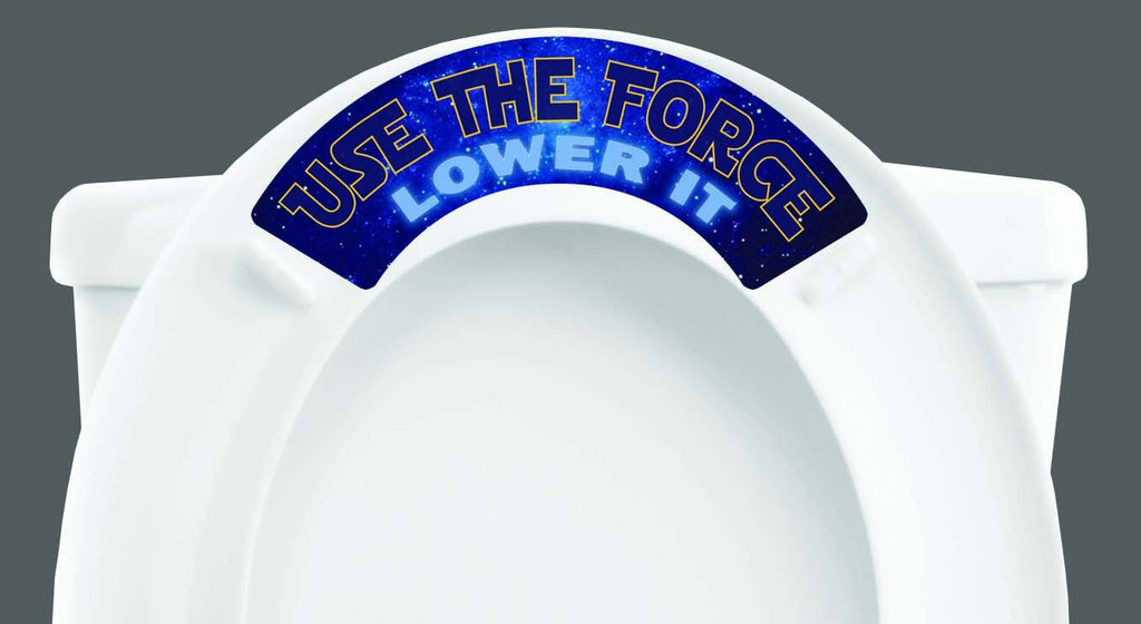 Use the Force Toilet Tweets - Window Film World
