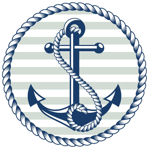 Anchor Screen Door Magnet (5.75x5.75) - Window Film World