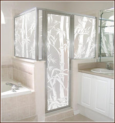 Privacy Window Film Privacy Glass Covering Static Cling