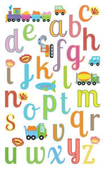 Alphabet Wall Decals - Window Film World