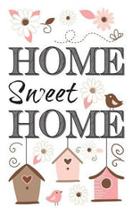 Home Sweet Home Wall Decals - Window Film World