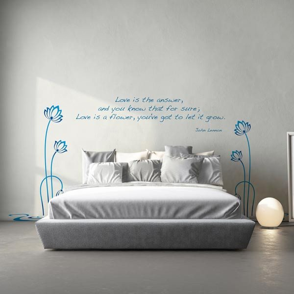 Love Wall Quote Decals - Window Film World