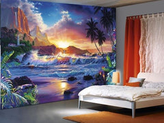 Beyond Hanas Gate Wall Mural - Window Film World
