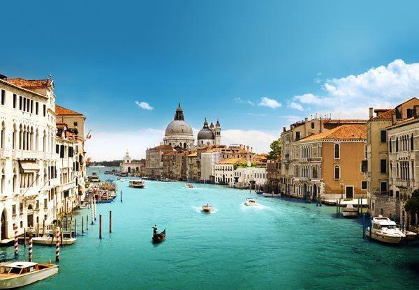 Grand Canal Venice Wall Mural - Window Film World