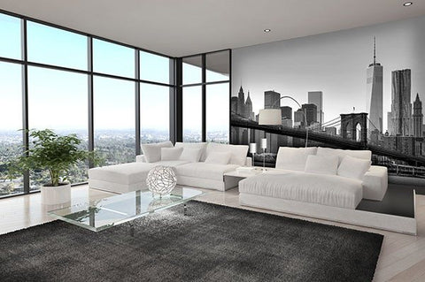 New York Wall Mural - Window Film World