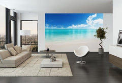The Beach Wall Mural - Window Film World