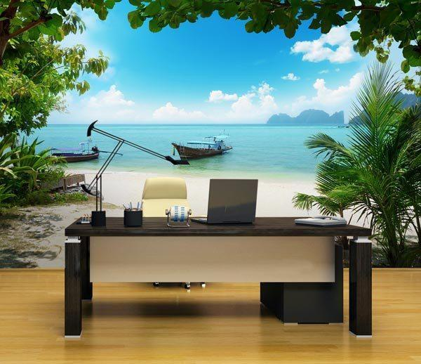 Phi Phi Island Wall Mural - Window Film World