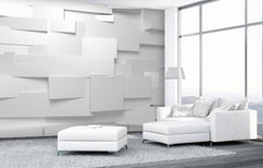 3D Effect Wall Mural - Window Film World