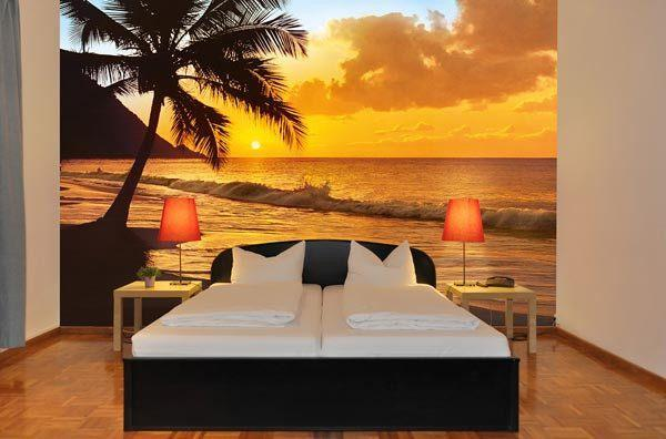 Pacific Sunset Wall Mural - Window Film World