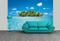Maldive Dream Wall Mural - Window Film World