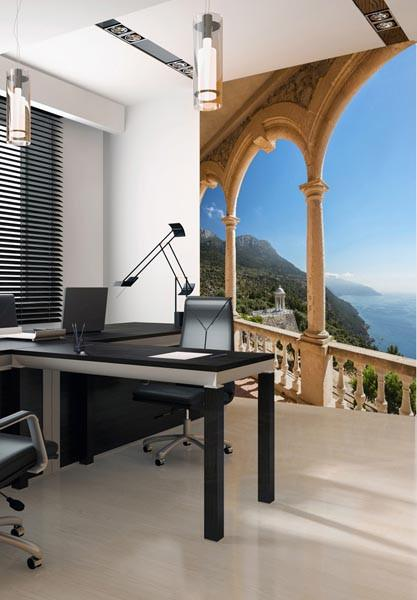 Mallorca Island Wall Mural - Window Film World