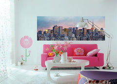 New York Skyline Wall Mural - Window Film World