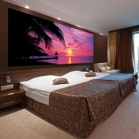 Montego Bay Wall Mural - Window Film World