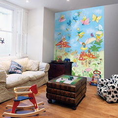 Fairy Tales Wall Mural - Window Film World