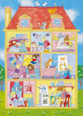 Its A Girls World Wall Mural - Window Film World