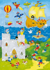Its A Boys World Wall Mural - Window Film World