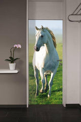 White Horse Wall Mural - Window Film World