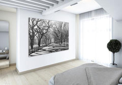Poets Walk NY Wall Mural - Window Film World