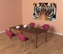 Tiger Wall Mural - Window Film World