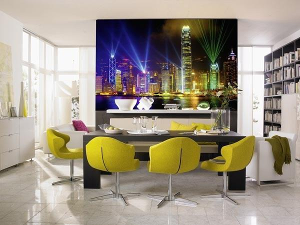Victoria Harbour Wall Mural - Window Film World