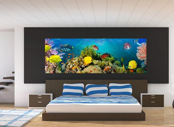 Sea Corals Wall Mural - Window Film World