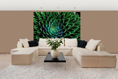 Senecio Nivalis Wall Mural - Window Film World