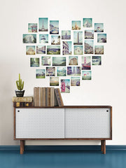 Love 2 Travel Wall Art Kit - Window Film World