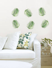 Fronds Wall Art Kit - Window Film World
