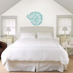 Nautilus Shell Wall Art Kit - Window Film World