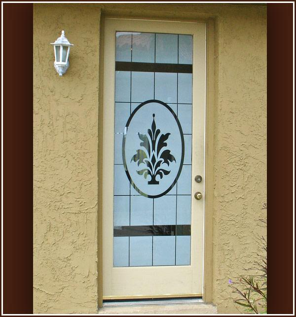 Doral Etched Glass | Privacy Window Film (Static Cling) - Window Film World