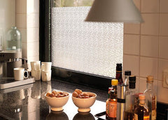 Mikado Decorative Window Film | Privacy (Static Cling) - Window Film World