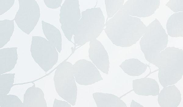 Leaf Decorative Window Film | Privacy (Static Cling) - Window Film World