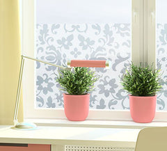 Classic Ornament | Static Cling - Window Film World