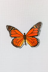 "Butterfly Screen Door Magnets (5"" x 3.75"")"