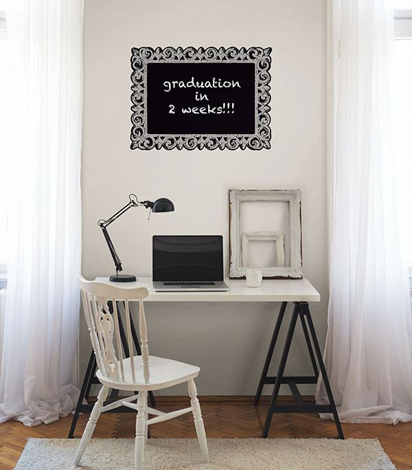 Memory Chalk Decal - Window Film World