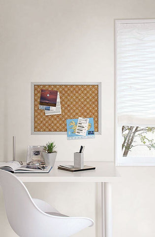 Tambour Printed Cork Board - Window Film World