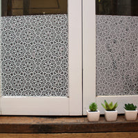 EZ Film Pinwheels | Privacy Film (Static Cling) - Window Film World