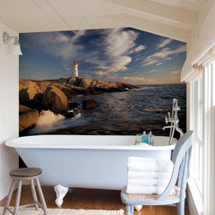 Lighthouse Wall Mural - Window Film World