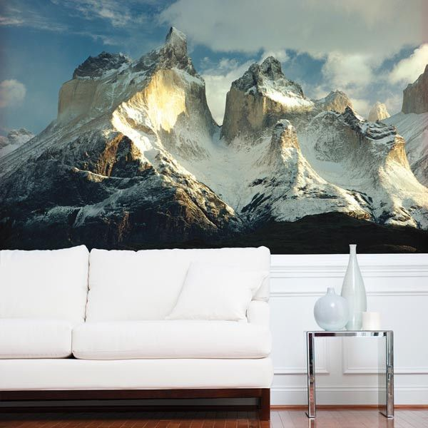 Mountain Wall Mural - Window Film World