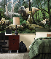 Dinosaurs Wall Mural - Window Film World
