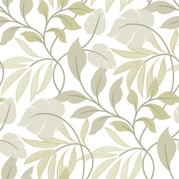 Neutral Meadow Peel And Stick Wallpaper - Window Film World
