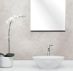 Carrara Marble Peel and Stick Wallpaper - Window Film World
