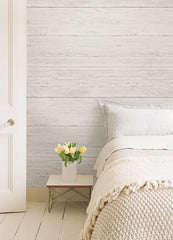 Shiplap Peel and Stick Wallpaper - Window Film World