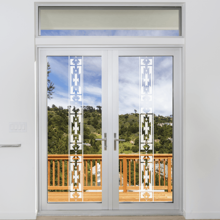 "7.75"" x 78"" Native American Sidelight 