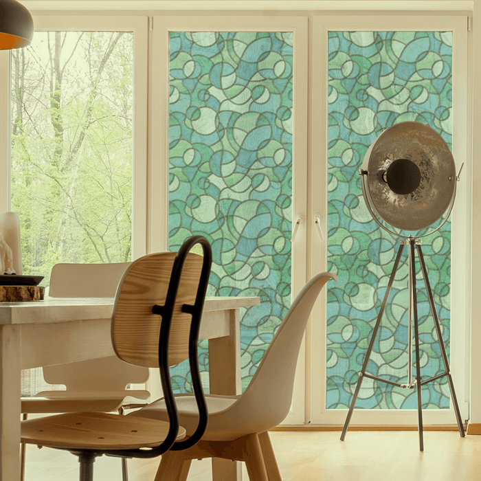 Odyssey | Privacy (Static Cling) - Window Film World