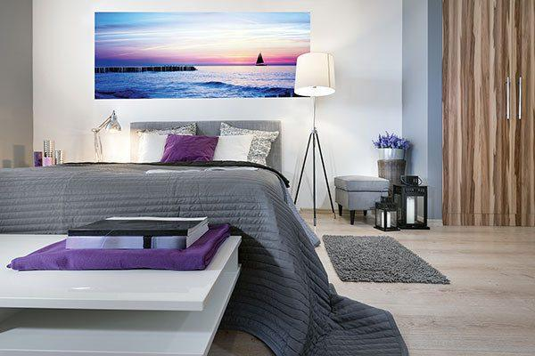 Sailboat Panoramic Wall Mural - Window Film World